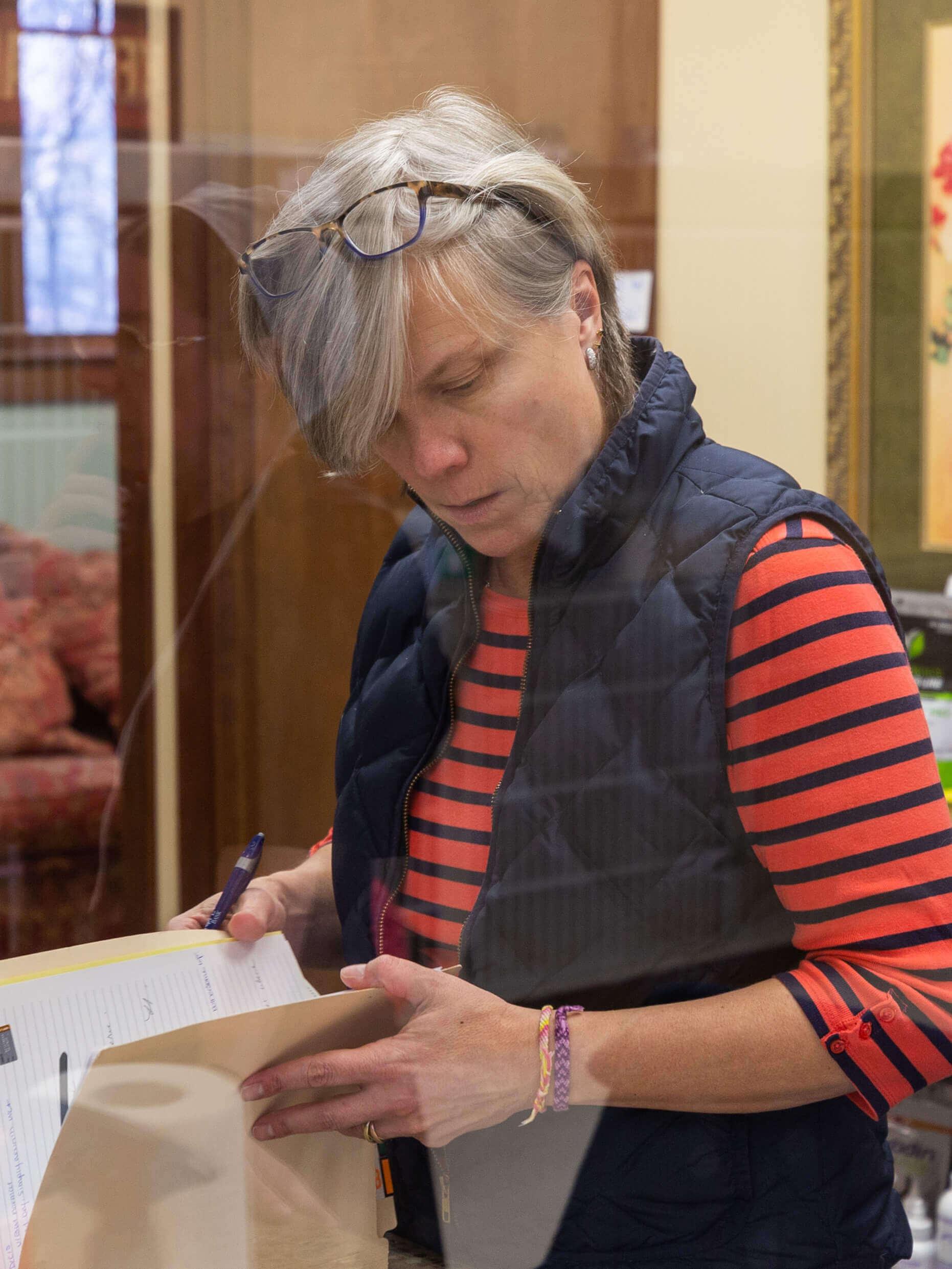 Dr. Sarah Logan